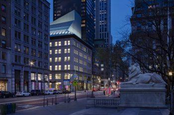 The New York public library Mecanoo 07