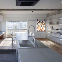 Tokyo Penthouse G architects studio 01