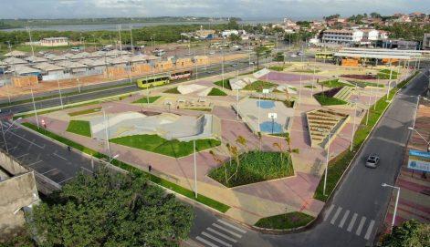 Bus Terminal in São Luís Natureza Urbana 02