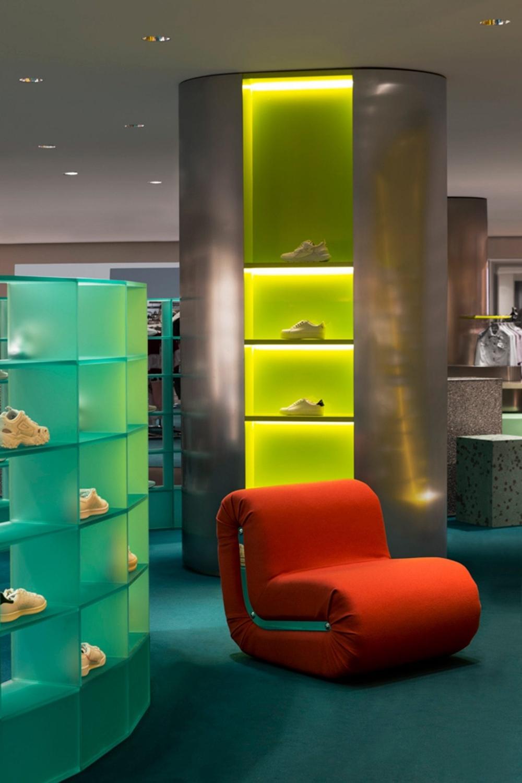 La Rinascente store Studiopepe 03