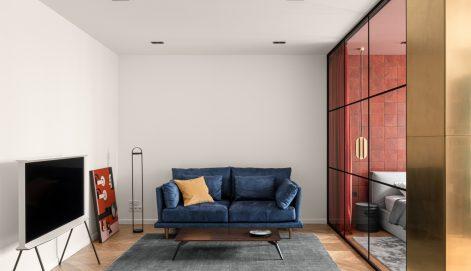 Mumbai Apartment Nelly Prodan Design 01
