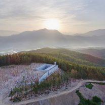 Myeongjeong Meditation Garden IROJE Architects & Planners 01