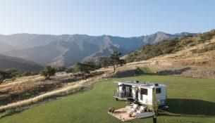 2022 luxury camper Living vehicle 01