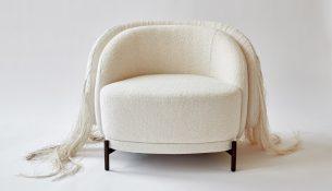 AME Natural Lounge chair Paolo Ferrari 03