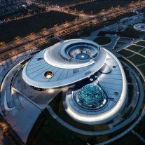 Shanghai Astronomy Museum Ennead Architects 01