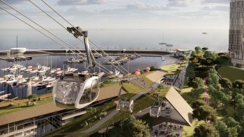 Sochi Waterfront UNStudio 08