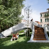 Striatus Bridge Zaha Hadid Architects Block Research Group 01