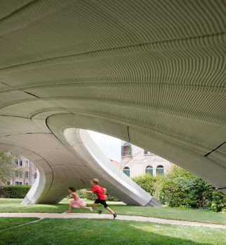 Striatus Bridge Zaha Hadid Architects Block Research Group 05
