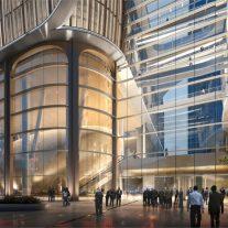 Ziraat Bank Headquarters towers Kohn Pedersen Fox 04