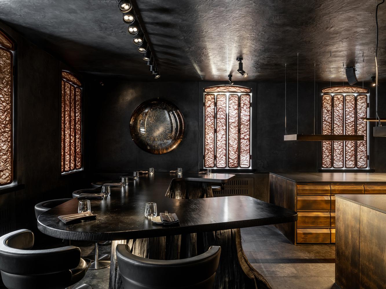 Artest Restaurant VETER 03