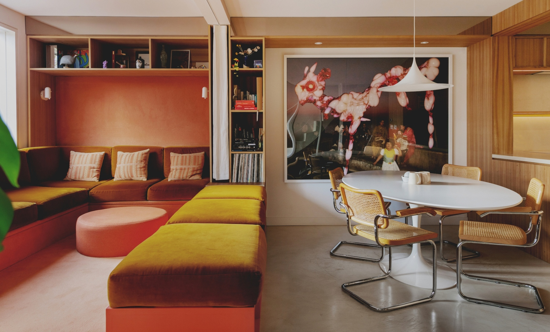 Canyon House Studio Hagen Hall 01