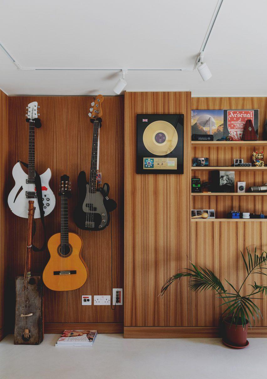 Canyon House Studio Hagen Hall 05