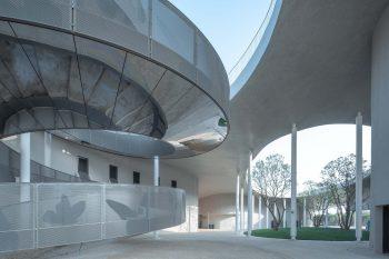 Century Pavilion for 10th China Flower Expo ECADI 08