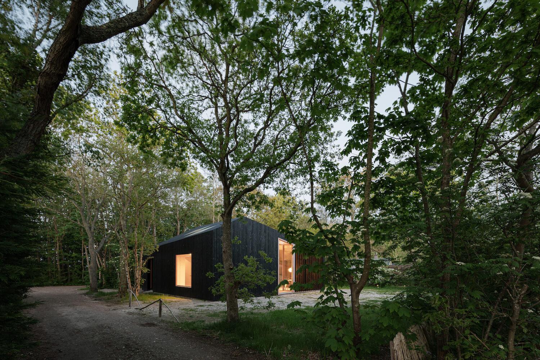 Holiday home Orange Architects 01