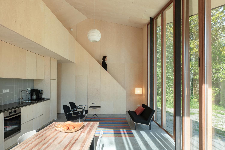 Holiday home Orange Architects 05