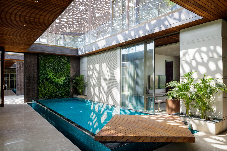 House Under Shadows Zero Energy Design Lab 06