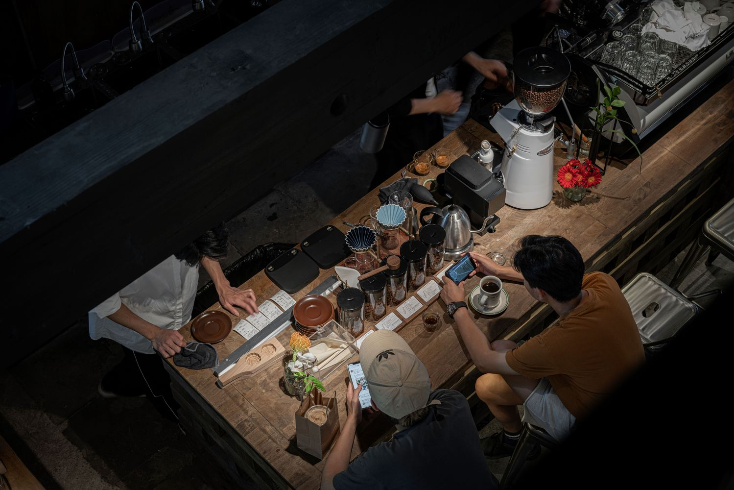 Metal Hands Coffee Renovation DAGA Architects 03