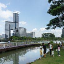 Nansha kingboard plaza Aedas 01
