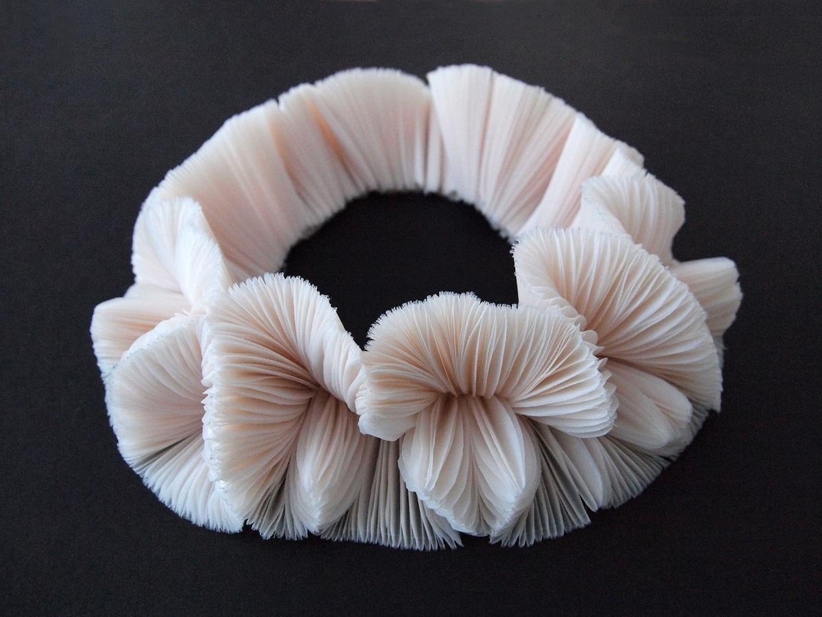 Textile Sculptures Mariko Kusumoto 06