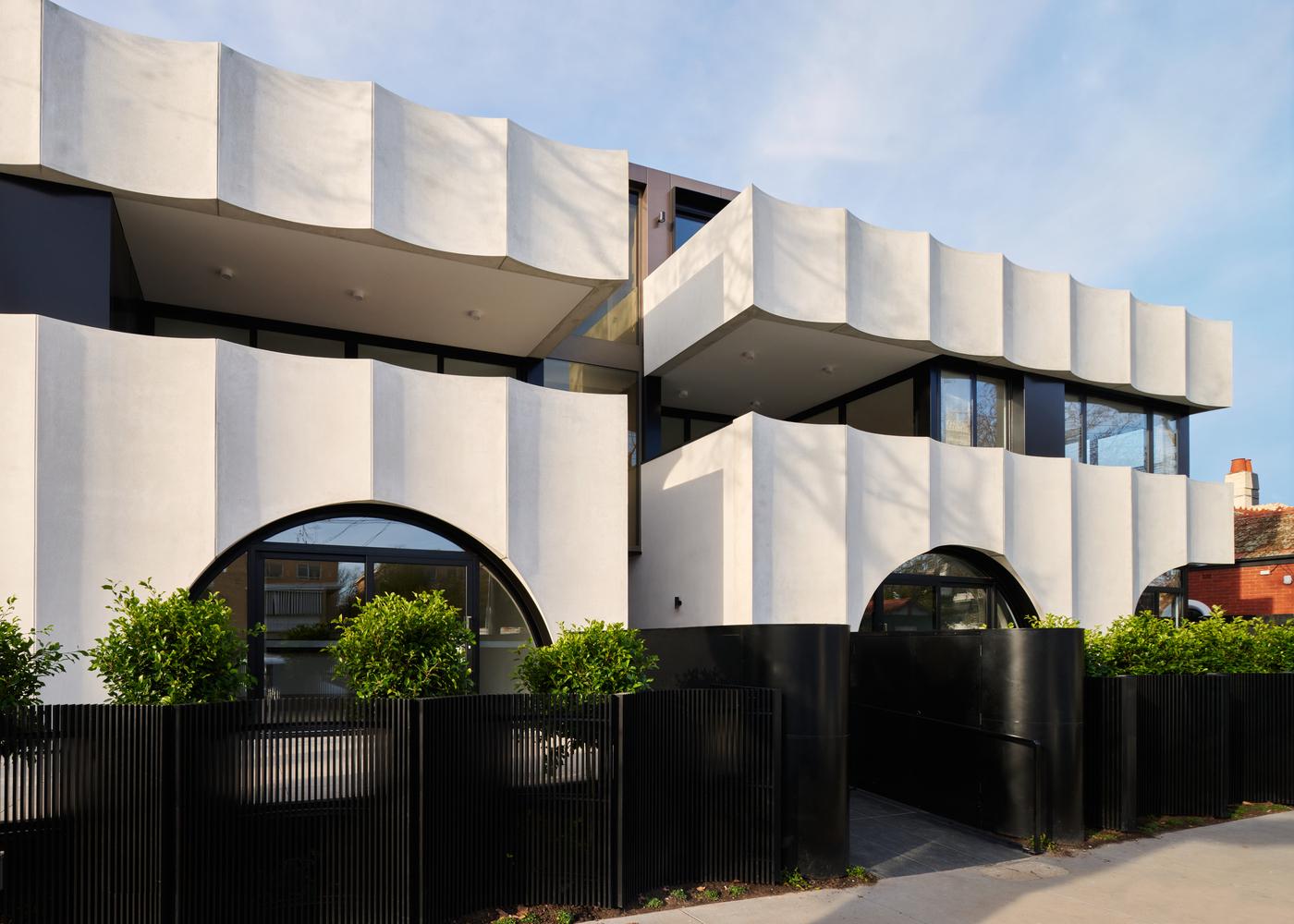 Ensemble Apartments Kavellaris Urban Design 01