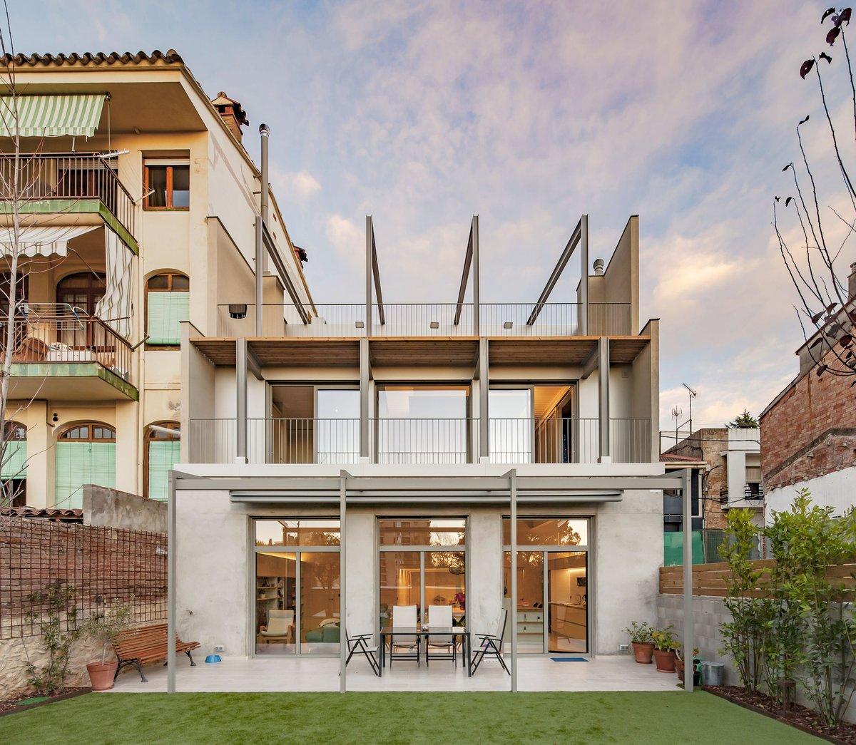 House on Muntanya street Sau Taller d'Arquitectura 01