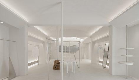 Shanghai W0311 Select Store Mountain Soil Interior Design 05